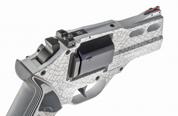 Chiappa's White Rhino revolver is a unique and appealing revolver