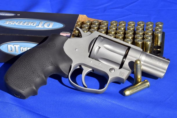 The Cobra marks the triumphant return of Colt on the revolvers market