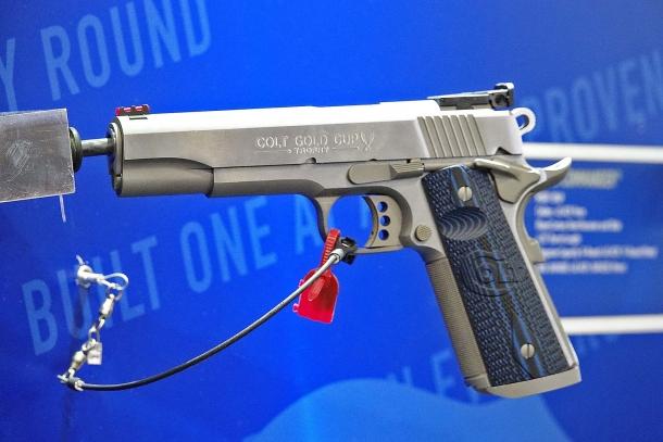 Colt lancia tre nuove 1911 allo SHOT Show