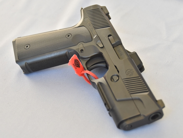 The eagerly awaited Hudson Manufacturing H9 semi-automatic pistol has finally been revealed!
