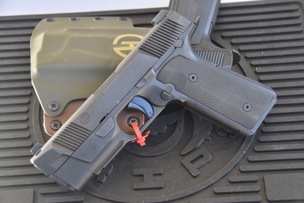 Is the Hudson H9 truly a revolutionary pistol? We've seen it... and yes, indeed it is!