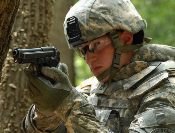 The XM17 MHS replaces the now venerable Beretta M9 in U.S. Army service