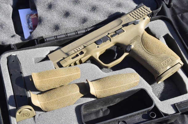 The M&P M2.0 pistols represent a remarkable step forward in Smith & Wesson's product line