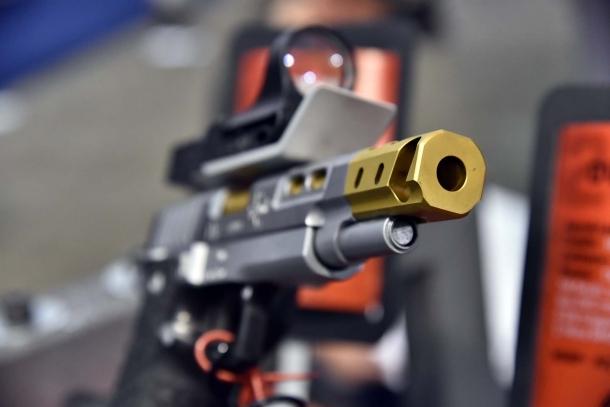 STI International confirms itself a global market leader in 1911 type pistols