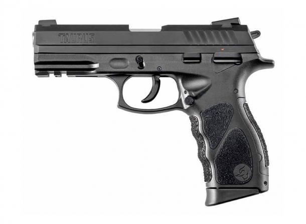 The Taurus TH pistol