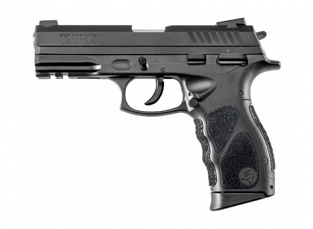 The Taurus TH pistol