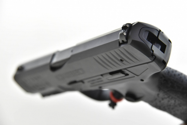 Conceived for defensive and service carry, the Walther Creed is hammer-fired