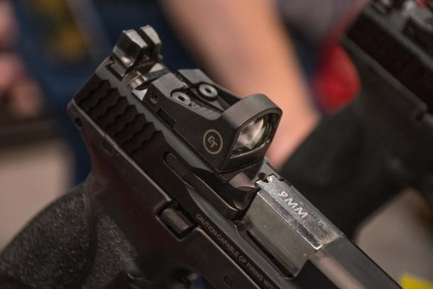 Pistole Smith & Wesson M&P M2.0 Performance Center