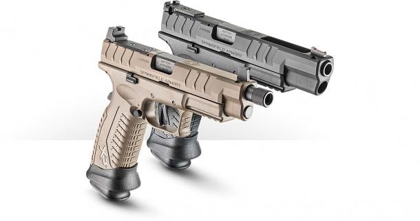 New Springfield Armory XD-M Elite pistols