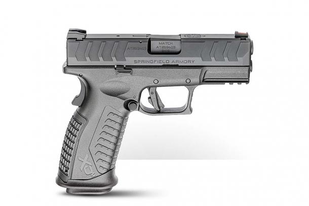 Nuove pistole Springfield Armory XD-M Elite