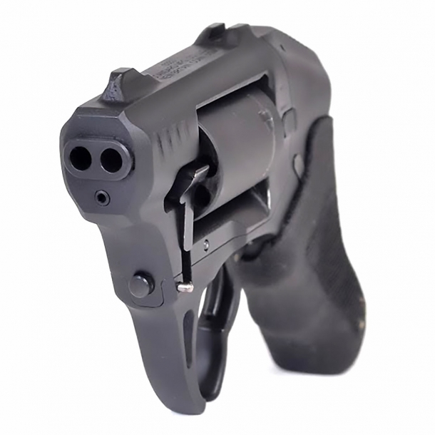 Revolver Standard Manufacturing S333 Volleyfire a due canne
