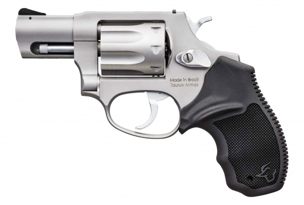 Taurus 942 Stainless Steel