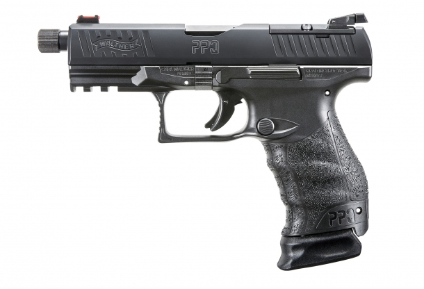 Pistola Walther PPQ M2 Q4 TAC