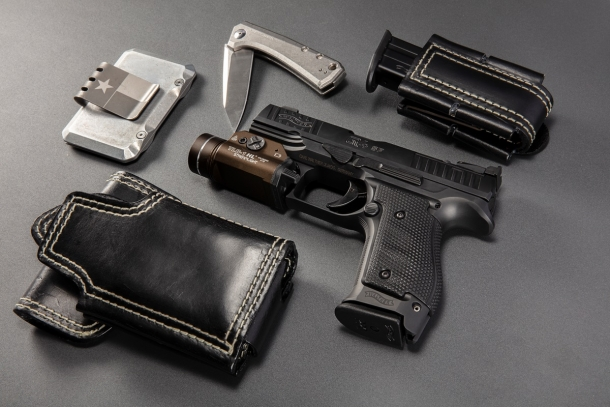 Walther Q4 Steel Frame, le nuove pistole con fusto in acciaio