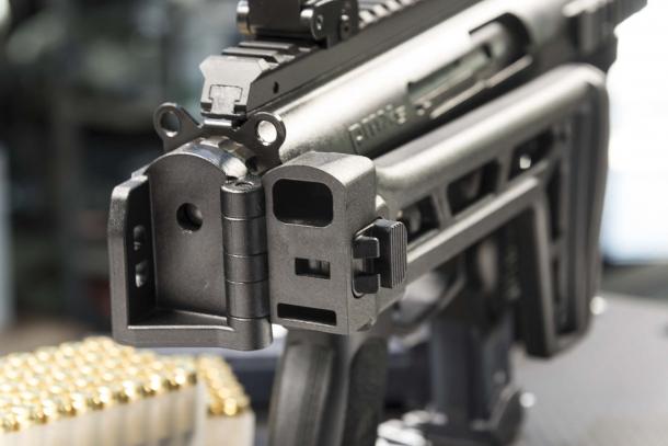 Video: Beretta PMXs, pistola semiautomatica