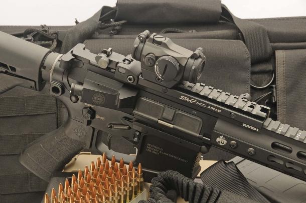 Astra Defense StG4 MKIII Karthago Commando