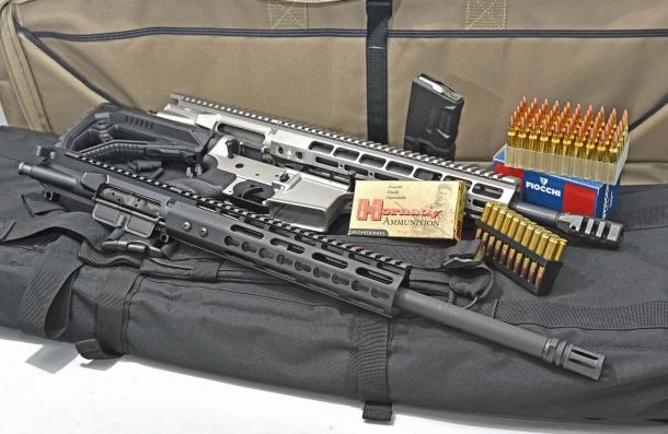 VIDEO: Da Brownells, AR15 Upper Receiver 300 AAC Blackout