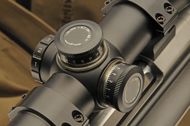 Kite KSP HD2 1.6-10x42 riflescope