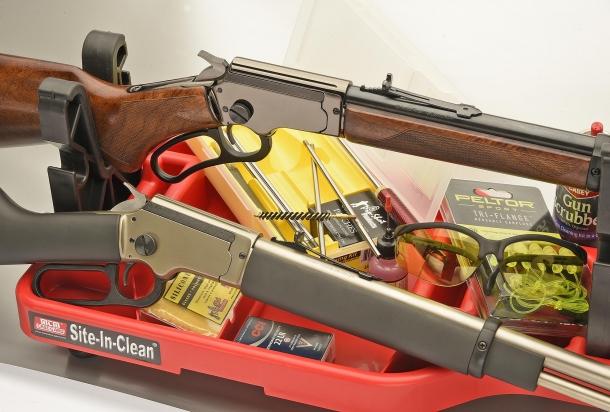 Chiappa Firearms LA322: la carabina a leva smontabile e divertente