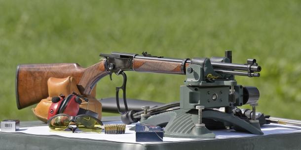 La carabina Chiappa LA322 Deluxe in prova
