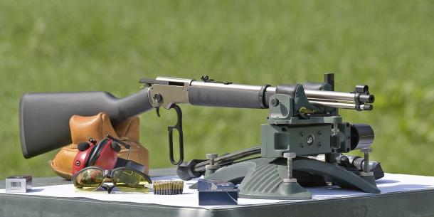 La carabina Chiappa LA322 Kodiak Cub in prova