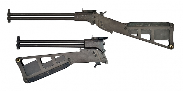 The original M6 Air Crew Survival Weapon, adopted in the late '50s by the USAF for their pilots.