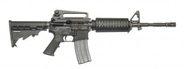 "Colt Defense M4 Carbine ""Classic Series"" 14.5"" - Right side"