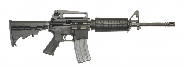 "Colt Defense M4 Carbine ""Classic Series"" 14.5"" - Right side"