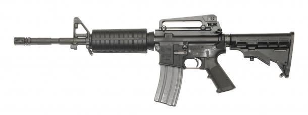 """Colt Defense M4 Carbine """"Classic Series"""" 14.5"""" - Left side"""