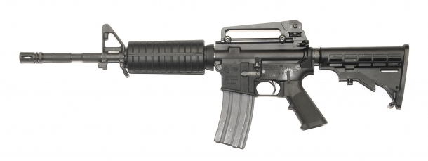 "Colt Defense M4 Carbine ""Classic Series"" 14.5"" - Left side"