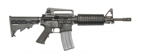 "Colt Defense M4 Commando ""Classic Series"" 12"" - Right side"