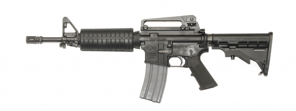 "Colt Defense M4 Commando ""Classic Series"" 12"" - Left side"