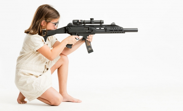 The CZ Scorpion EVO 3 is a reliable, accurate, and well-balanced firearm