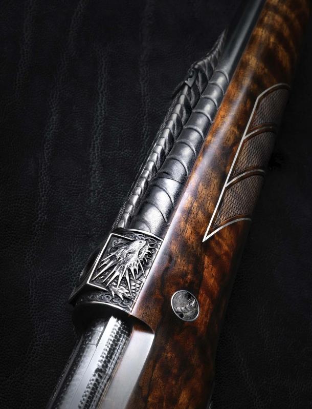 Johann Fanzoj DRACON: non un semplice fucile da caccia...