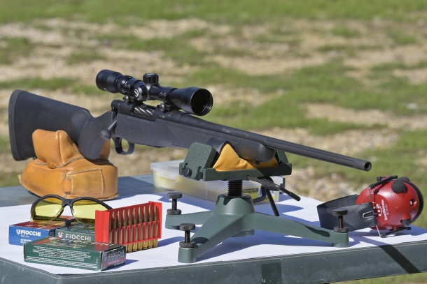 Mossberg Patriot Scoped Combo Synthetic: ready to go, right out of the box