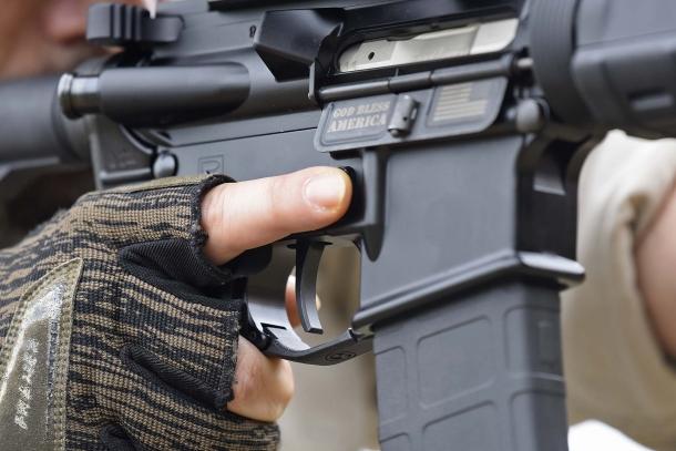 The Puritan: the entry-level AR-15, P.O.F. USA style
