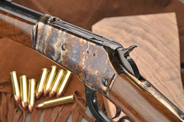 Pedersoli 1886 Sporting Classic Rifle | GUNSweek com