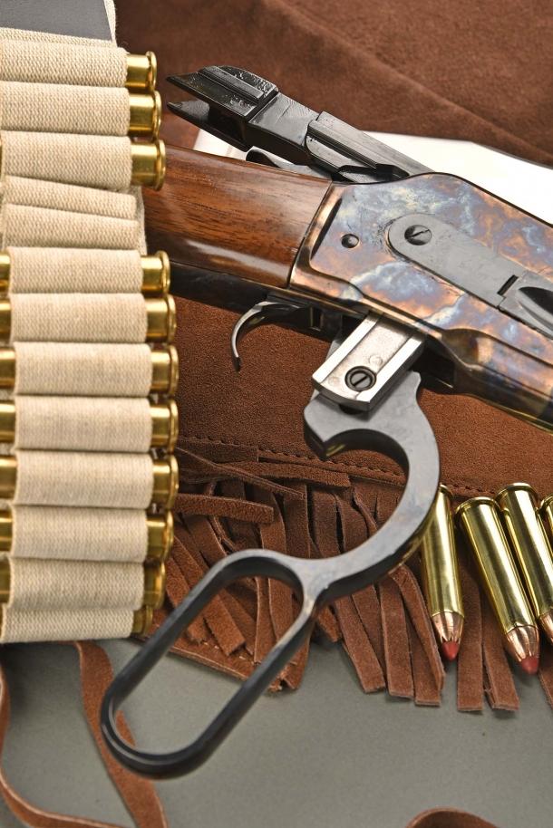 Pedersoli 1886 Sporting Classic Rifle | GUNSweek com