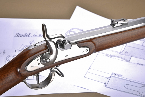 VIDEO: Fucile Pedersoli Lorenz 1854