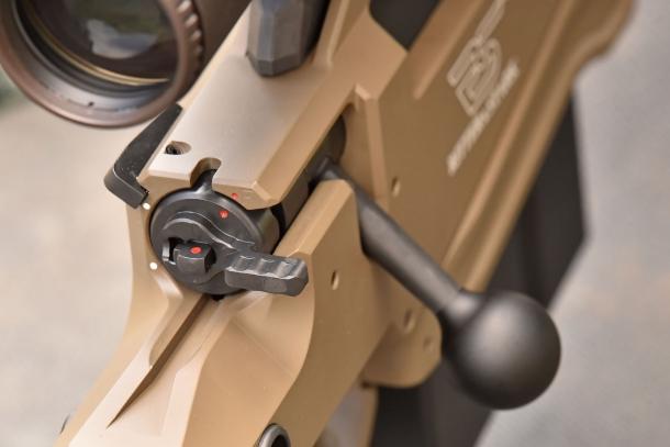 Ritter & Stark SX-1 MTR: il tiro long-range modulare