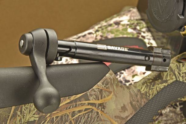 Savage Arms 110 Predator bolt-action hunting rifle | GUNSweek com