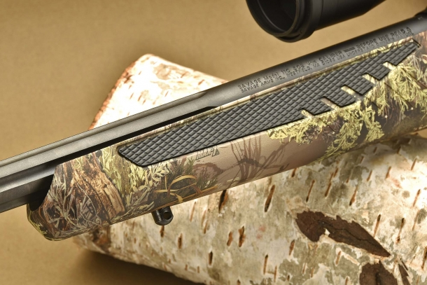 Savage Arms 110 Predator bolt-action hunting rifle