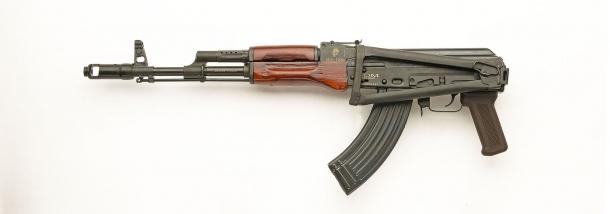 Lato sinistro dell'SDM AKS-103
