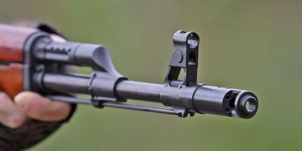 La volata dello SDM AKS-74