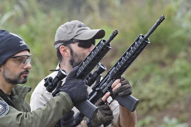 I due M4 SDM sono sostanzialmente identici, tranne che nella lunghezza della canna