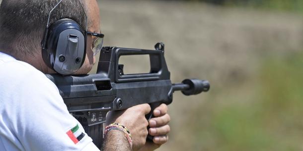 Lo M77 Commando è la versione civile del fucile d'assalto cinese QBZ-97