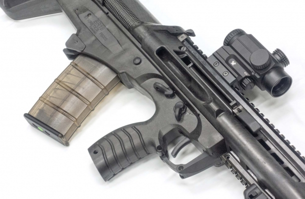 ST Kinetics BR18: the ultimate bull-pup assault rifle?