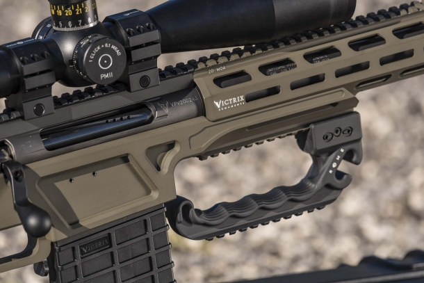 Victrix Armaments Pugio V, Gladio V e Scorpio V