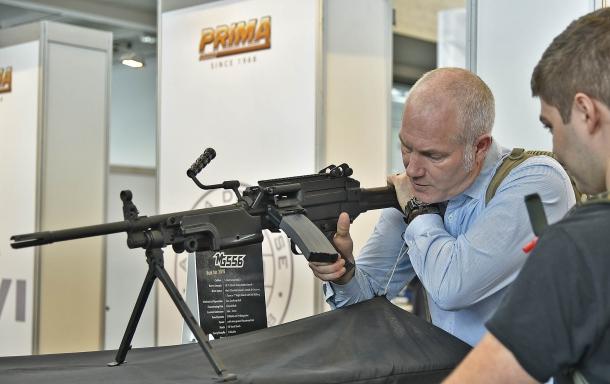 Dopo una lunga attesa, la MG556 arriverà nelle armerie europee tra maggio e giugno
