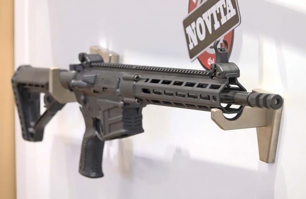 Saranno due i modelli Savage MSR in calibro .223 Remington ad essere distribuiti in Italia da Bignami; uno solo, per ora, in calibro .308 Winchester